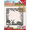 Yvonne Creations - Die - Country Life - Country Life Frame
