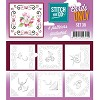 Card Deco - Stitch & Do - Cards only - Set  39