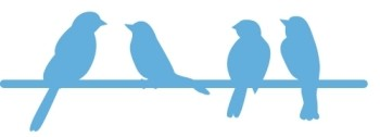 Marianne Design - Die - Creatables - Bird On A Wire