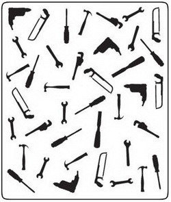 Crafts-Too - Embossing Folder - Tools