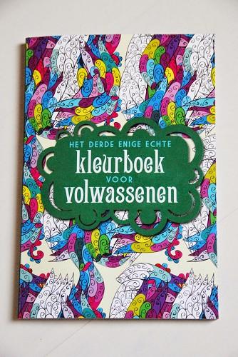 Kleurplaten Volwassenen Ingekleurd.Kleurboek Voor Volwassenen Kleurboeken Joan S Hobbywereld