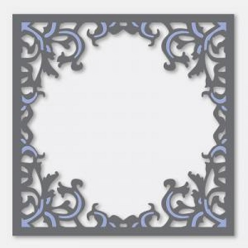 Couture Creations - Ornamental lace dies - Francy Frame