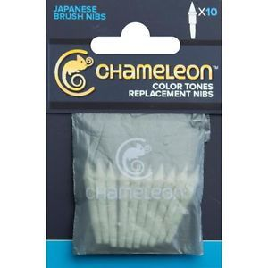 Chameleon replacement brush tips (10) Japanese Brush nibs
