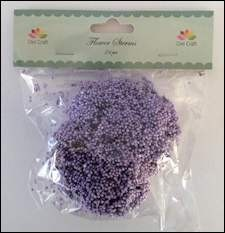 Dixi Craft - Flower Sterms - Purple