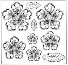 Creative Expressions - Stamps To Die For - Shaded Peony