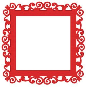 Crafts-Too - Die Cutting & embossing - Lattice Frame