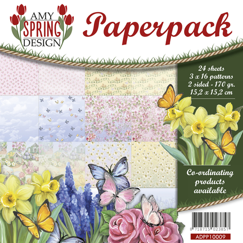 Amy Design - Paperpack - Spring
