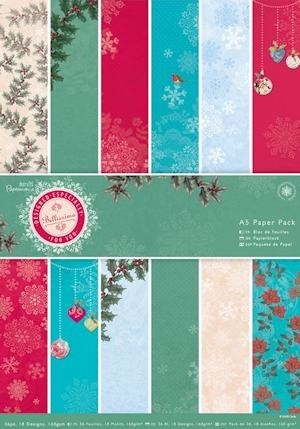 DoCrafts - Paper Pack - Bellisima Christmas