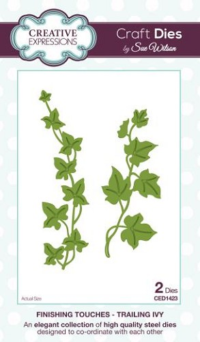 Creative Expressions - Craft Dies - Finishing Touches - Trailing ivy