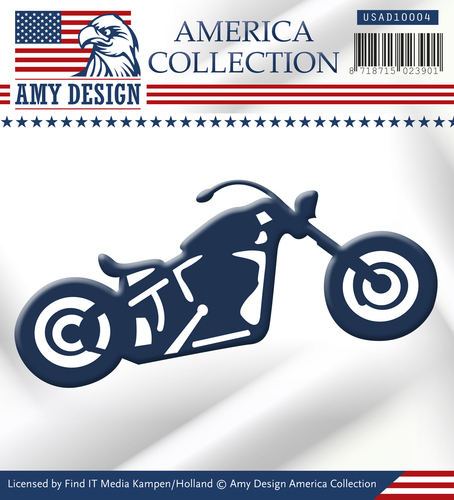 Amy Design - Die - America Collection - Bike