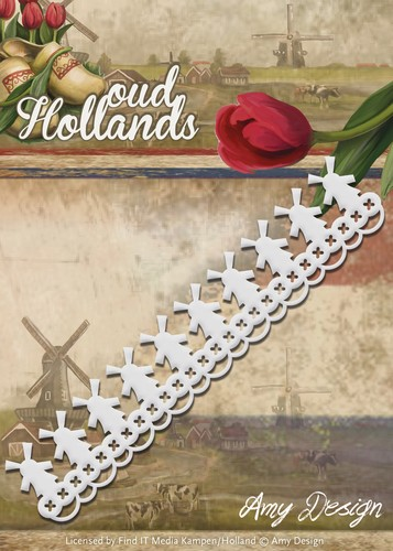Amy Design - Die - Oud Hollands - Molenrand