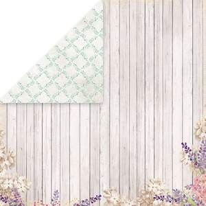 Craft & You Design - Scrapbook paper - Lavender Garden 05