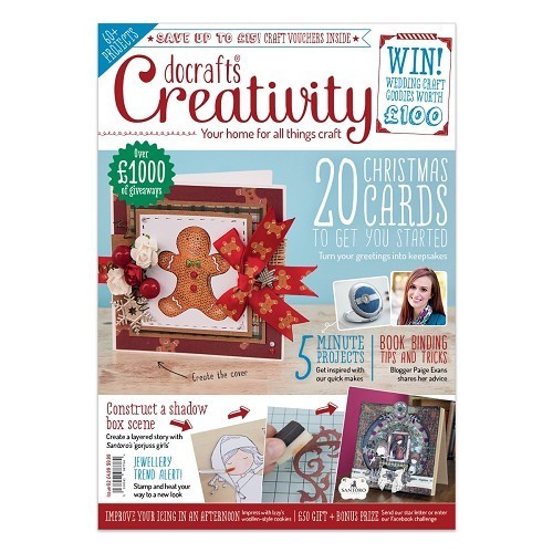 DoCrafts -Creativity Issue 62