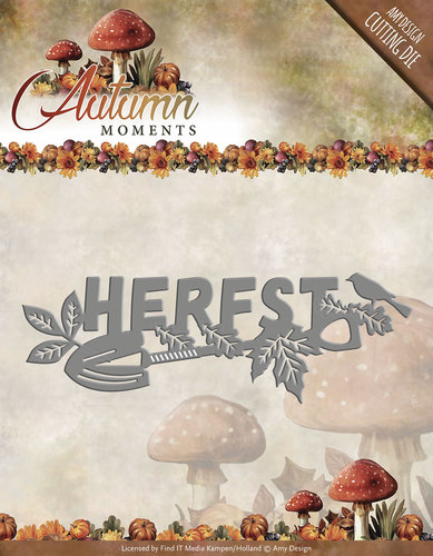 Amy Design - Die - Autumn Moments - Herfst