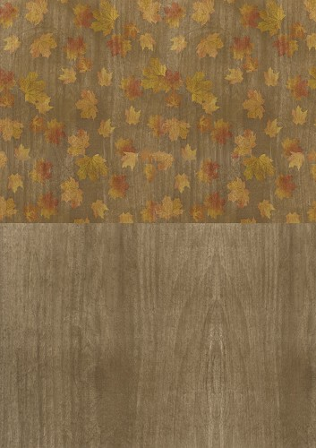 Amy Design - Backgroundsheets - Autumn Moments - Leaves