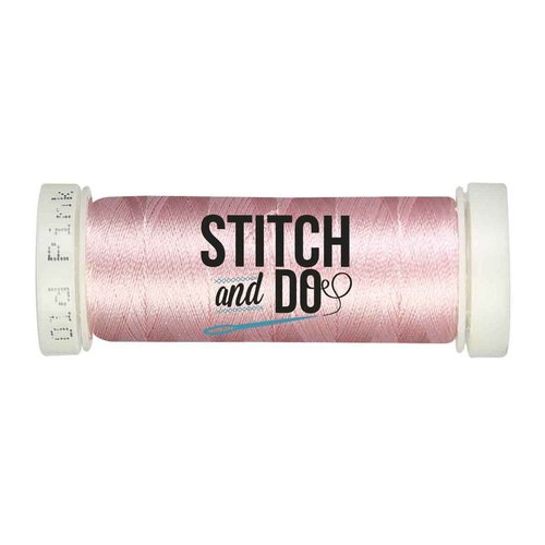 Card Deco - Stitch & Do 200 m - Linnen - Oudroze