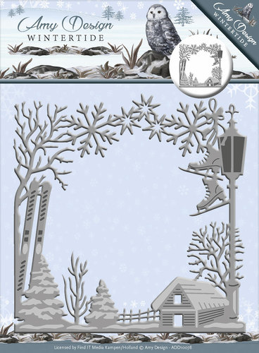 Amy Design - Die - Wintertide - Frame