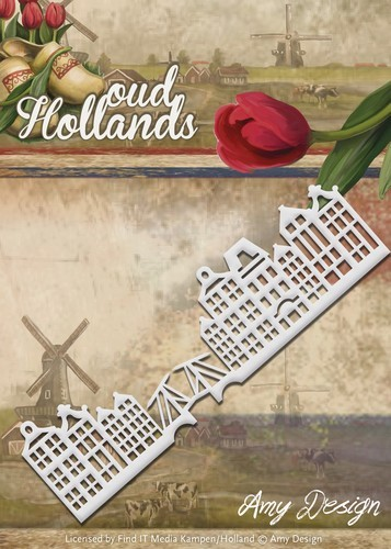Amy Design - Die - Oud-Hollands - Gevelrand