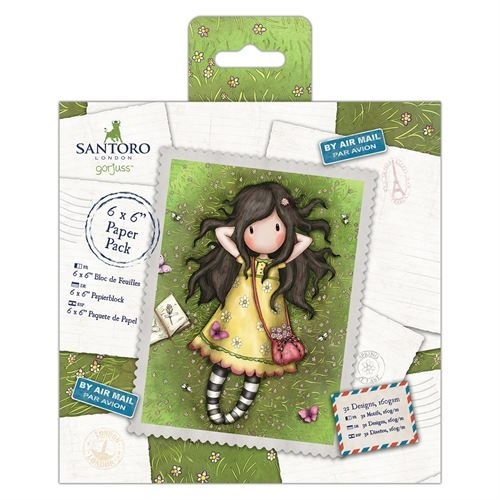 DoCrafts - 6X6 Paper pack - Spring at last