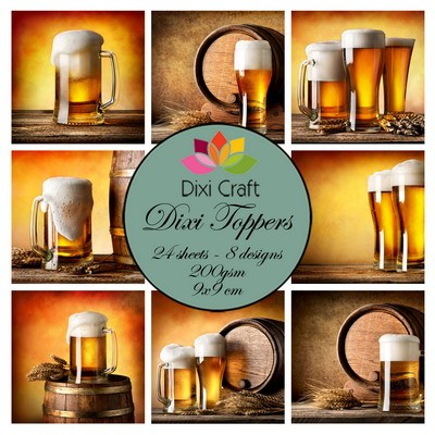 Dixi Craft - Toppers - Beer