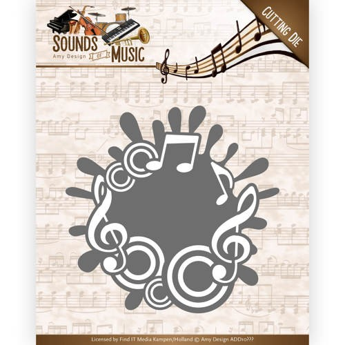 Amy Design - Die - Sounds of music - Music label