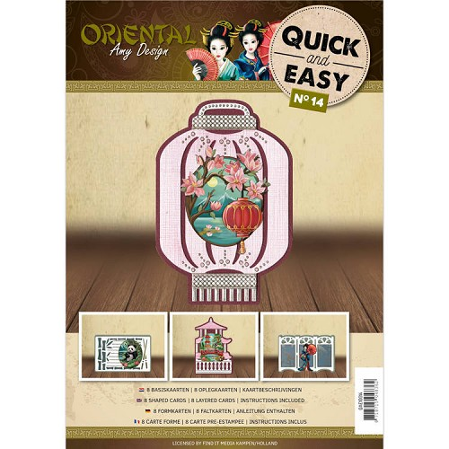 Amy Design - Quick and Easy 14 - Oriental