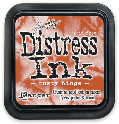 Distress Ink - Rusty Hinge