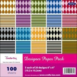 Crafts-Too - Designer Paper Pack