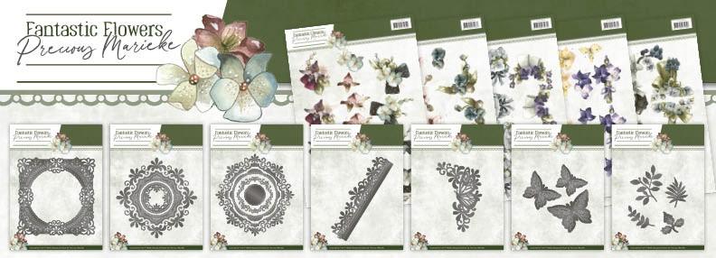 Precious Marieke - Fantastic Flowers