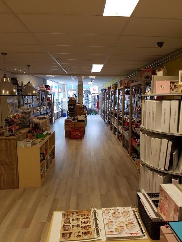 De winkel in